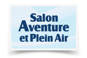 Le salon adventure et plein air se vien